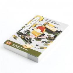 Preiser 17923 HO 1/87 Tracteur DEUTZ D 6206 – Farm tractor DEUTZ D 6206