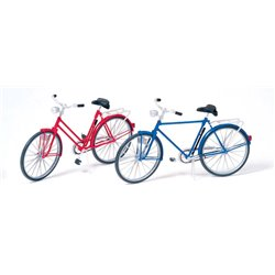 Preiser 45213 G Vélos – Bikes