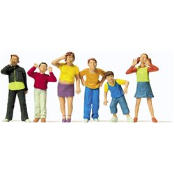 Preiser 65356 O 1/42 Enfants - Children