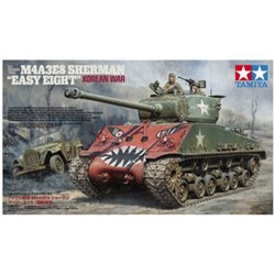 "Tamiya 35359 1/35 Korean war U.S. Medium Tank M4A3E8 Sherman ""Easy Eight"""