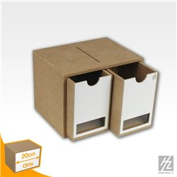 HOBBY ZONE HZ-OMs01b Drawers Module x 2