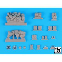Faller 130133 HO 1/87 Conteneur de chantier - Building site container