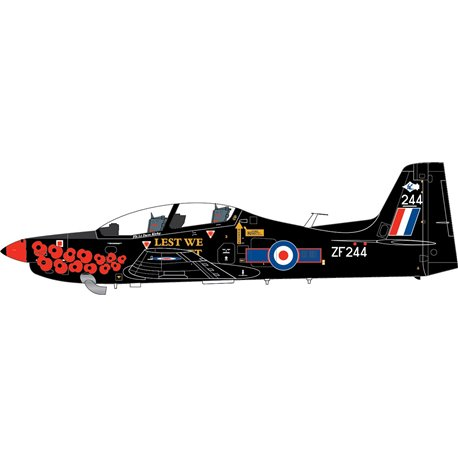 AIRFIX A73011 1/72 Shorts Tucano T.1 Limited Edition Limited Ed 2000 PCS