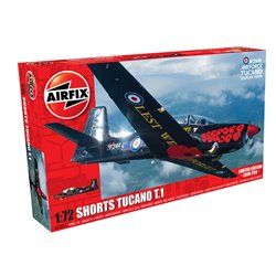 AIRFIX A73011 1/72 Shorts Tucano T.1 Limited Edition Limited Ed 2000 PCS