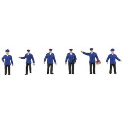 FALLER 150944 HO 1/87 Personnel de poste d'aiguillage - Signal tower staff