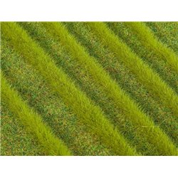 Faller 171397 Bande d'herbe, claire - Grass strips, pale