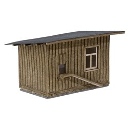NOCH 14378 HO 1/87 Poulailler - Chicken Shed