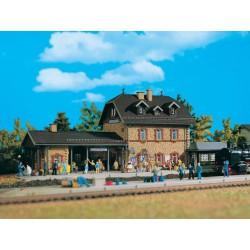 NOCH 14379 HO 1/87 Abri pour Bétail - Cattle Shelter