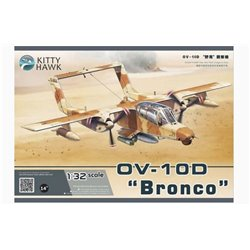 Kitty Hawk KH32003 1/32 OV-10D Bronco