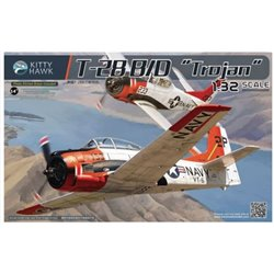 Kitty Hawk KH32014 1/32 T-28B/D Trojan
