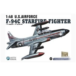Kitty Hawk KH80101 1/48 F-94C Starfire