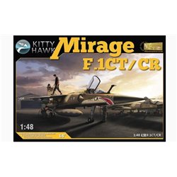 Kitty Hawk KH80111 1/48 Mirage F.1CT/CR