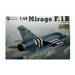 Kitty Hawk KH80112 1/48 Mirage F.1B