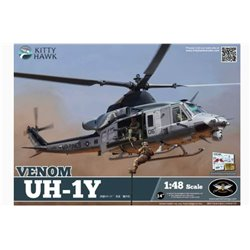 Kitty Hawk KH80124 1/48 UH-1Y Venom