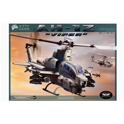 Kitty Hawk KH80125 1/48 AH-1Z Viper