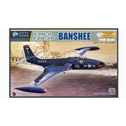Kitty Hawk KH80131 1/48 F2H-2/-2P Banshee