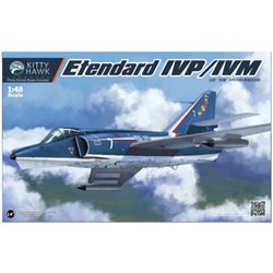 Kitty Hawk KH80137 1/48 Etendard IVP/IVM