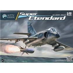 Kitty Hawk KH80138 1/48 Super Étendard