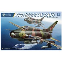Kitty Hawk KH80144 1/48 Su-17/22 M3/M4