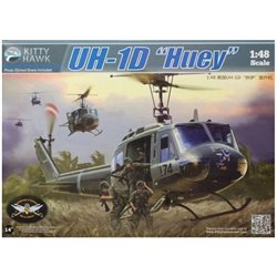 Kitty Hawk KH80154 1/48 UH-1D Huey