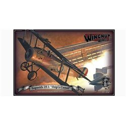 Wingnut Wings 32076 1/32 Sopwith 2F.1 Camel 'Ships Camel'