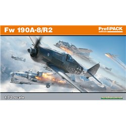 Eduard 70112 1/72 Fw 190A-8/ R2