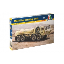 "ITALERI 6554 1/35 M978 Fuel ServicingTruck"""