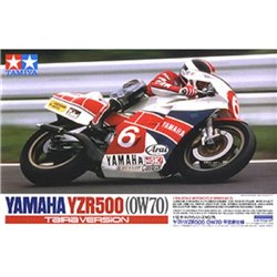 Tamiya 14075 1/12 Yamaha YZR500 (OW70) Taira Version 1983