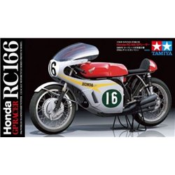 TAMIYA 14113 1/12 Honda RC166 GP Racer 1966 World Championship Winner