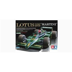 "TAMIYA 20061 1/20 ""Martini"" Lotus 79 Ford 1979"