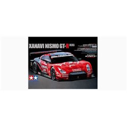 Tamiya 24308 1/24 Xanavi Nismo GT-R (R35)