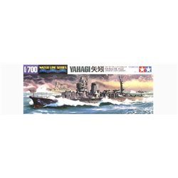 Tamiya 31315 1/700 Japanese Light Cruiser Yahagi Waterline Series
