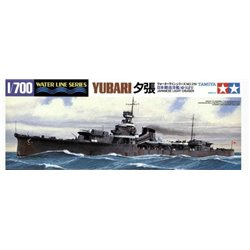 Tamiya 31319 1/700 Japanese Light Cruiser Yubari