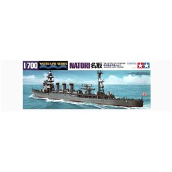 TAMIYA 31320 1/700 Japanese Light Cruiser Natori Waterline Series