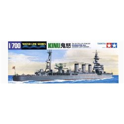 TAMIYA 31321 1/700 Japanese Light Cruiser Kinu Waterline Series