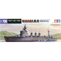 TAMIYA 31322 1/700 Japanese Light Cruiser Nagara Waterline Series