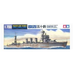 Tamiya 31323 1/700 Japanese Light Cruiser Isuzu Waterline Series