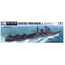 Tamiya 31341 1/700 Japanese Aircraft Carrying Cruiser Mogami