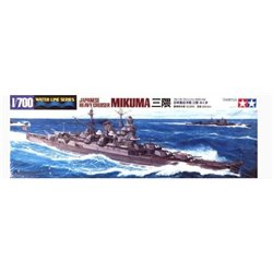 TAMIYA 31342 1/700 Japanese Heavy Cruiser Mikuma Waterline Series