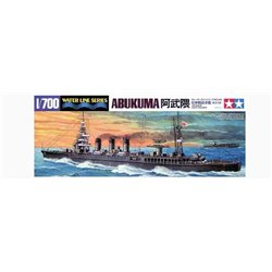 TAMIYA 31349 1/700 Japanese Light Cruiser Abukuma