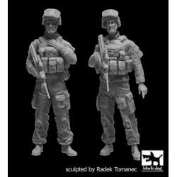 Tamiya 31453 1/700 Japanese Navy Submarine I-16 & I-58 Waterline Series