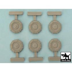 TAMIYA 32557 1/48 WWII Famous General Set