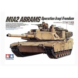 TAMIYA 35269 1/35 M1A2 Abrams Operation Iraqi Freedom