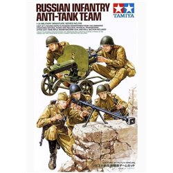 TAMIYA 35306 1/35 Russian Infantry Anti-Tank Team