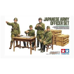 TAMIYA 35341 1/35 Japanese Army Officer Set