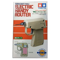 Tamiya 74042 Electric Handy Router