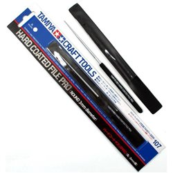 Tamiya 74107 Hard Coated File PRO (Round 3mm Dia.)