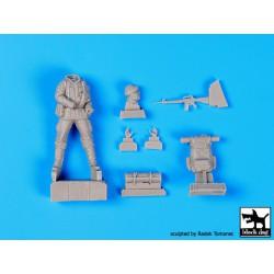 Tamiya 74108 HG Angled Tweezers (Round Tip)