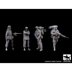 TAMIYA 87098 Weathering Master E set - Yellow, Grey, Green
