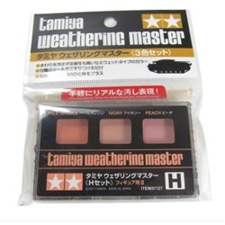 Tamiya 87127 Tamiya Weathering Master H Pale Orange Ivory Peach